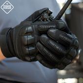 户外防护手套男士全指骑行运动登山战术格斗健身触屏防滑加厚手套
