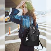 优哈包包女2020新款时尚休闲双肩包韩版百搭大容量背包学生书包潮