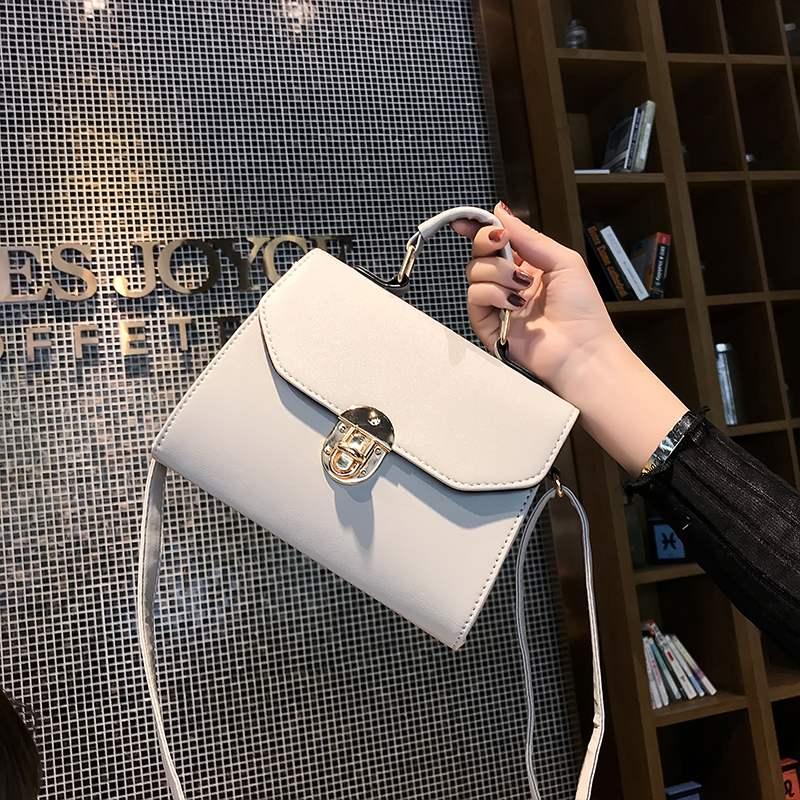 中國代購 中國批發-ibuy99 女包 新款女包单肩斜跨手提包百搭时尚迷你学生港风潮夏天小包包
