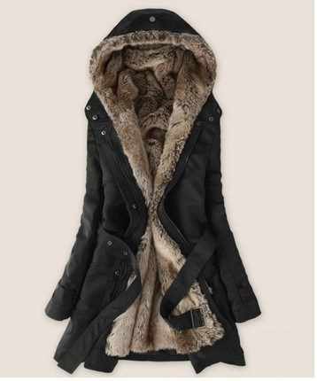 Coat For Women Winter Long Jacket Coat Jackets Warm Coats