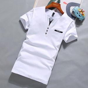 2021新款短袖男士韩版潮流修身t恤