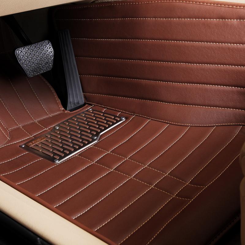 宝马5系主驾驶脚垫单片525专用520位335片位员座室舱一3系320地毯