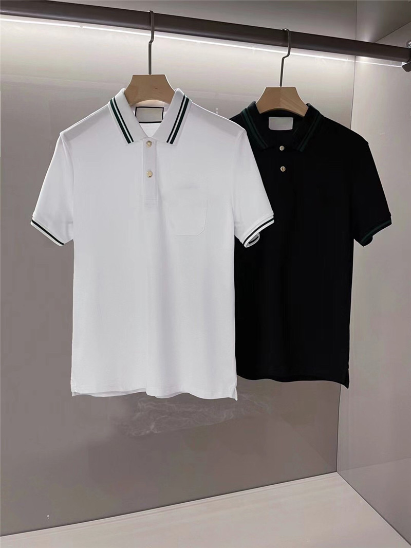 Hong Kong Yanghang channel goods 21ss spring and summer new single mens fashion polo shirt!