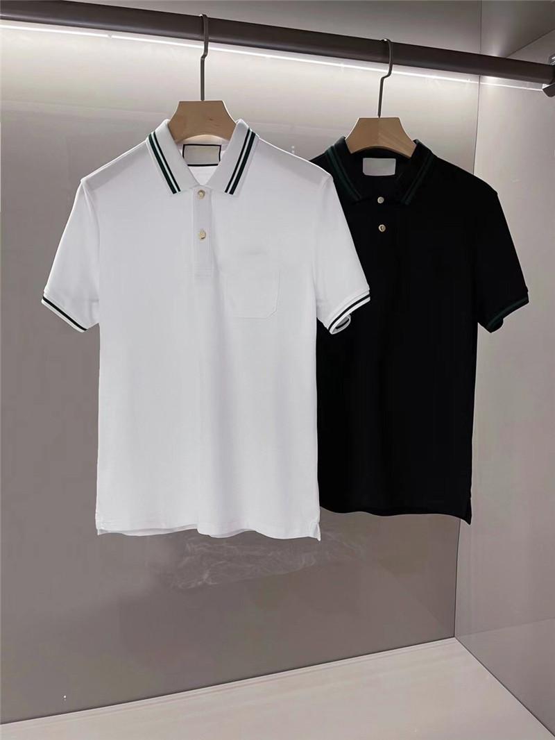 Hong Kong Yanghang channel goods 21ss spring and summer new single mens fashion polo shirt!
