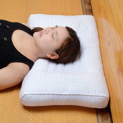 保健对一助睡眠颈适椎枕芯舒枕头成装家健康人护颈枕决明子用单人