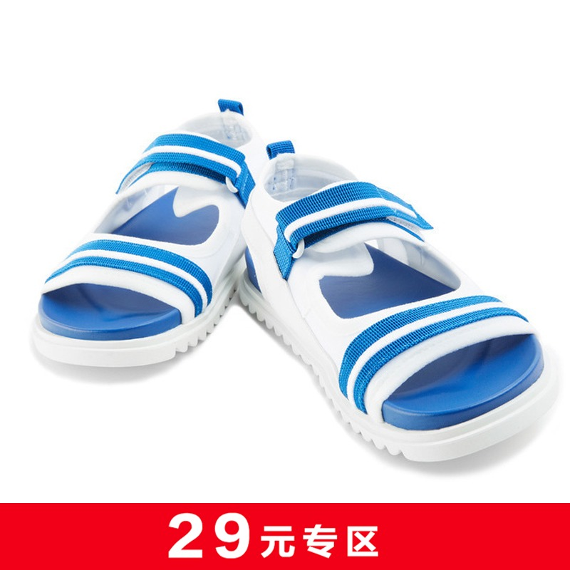 GXG kids childrens shoes boys sandals 2020 summer baby Velcro beach shoes students shoes ky150334c