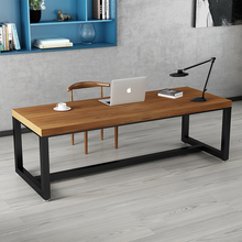 Solid wood computer desk desk table modern desk simple home learning desk table bedroom simple desk
