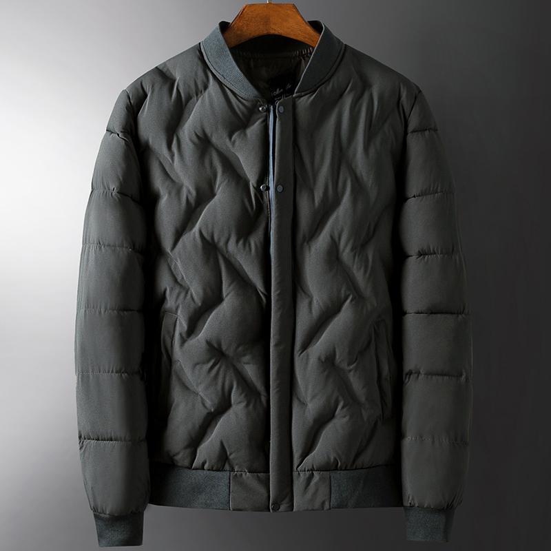 男士外套冬季2018潮流新款男装青年棉衣韩版修身短款棉服加厚棉袄