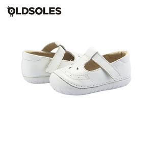 澳洲old soles儿童稳步真皮软底鞋