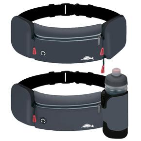 跑步手机腰包男女户外马拉松健身装备多功能水壶包运动防水腰带包
