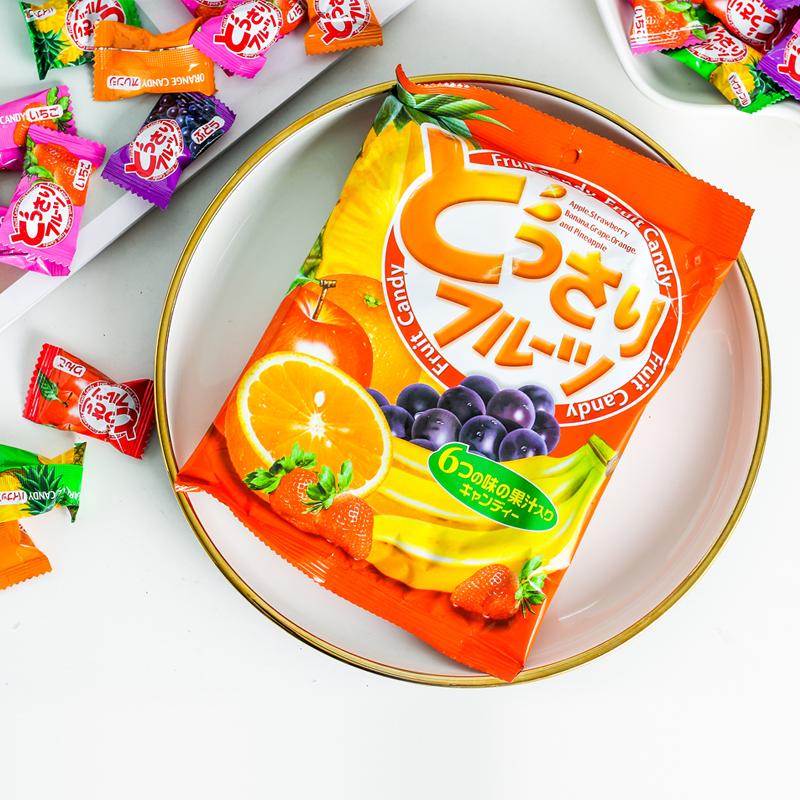 Malaysia imported juice sugar hard candy snack candy sea salt super acid fruit flavor new year salty LEMON SUGAR