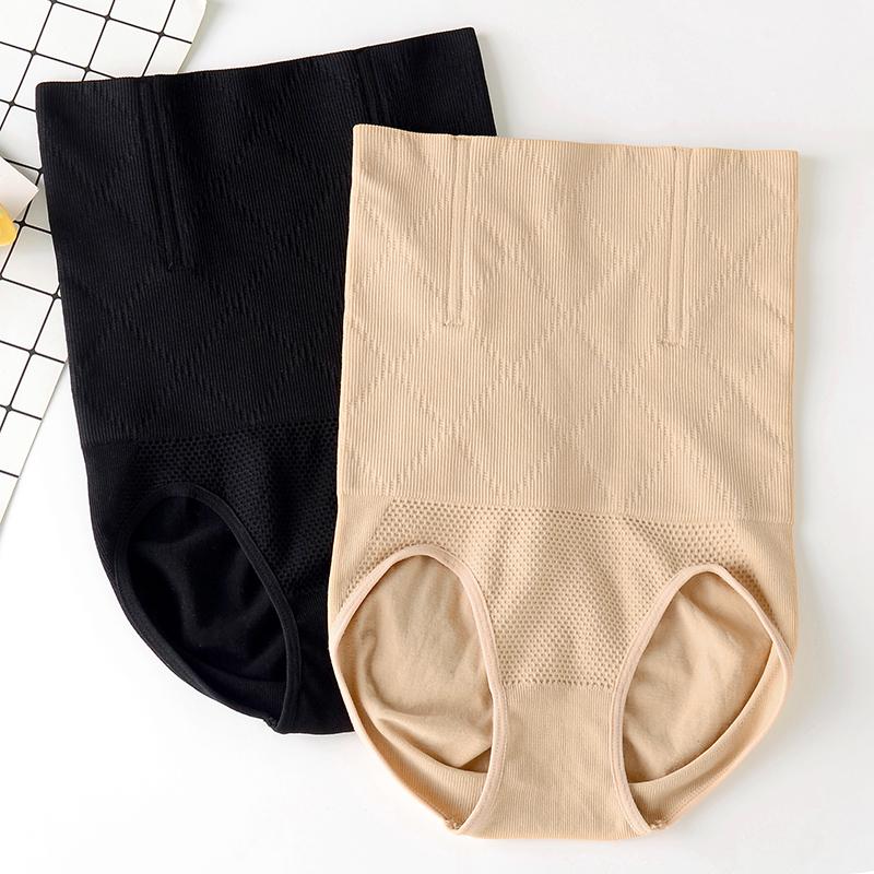收腹女高腰瘦身塑身纯棉裆产后内裤31.00元包邮