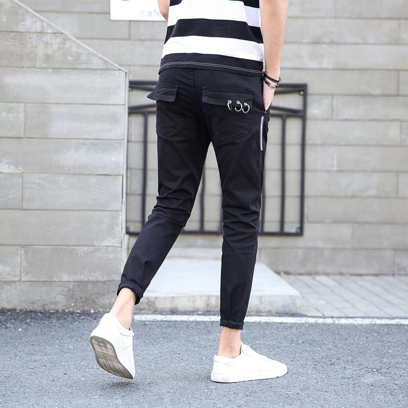 矮个子四肢短男生穿什么裤子:矮个子穿裤子搭配