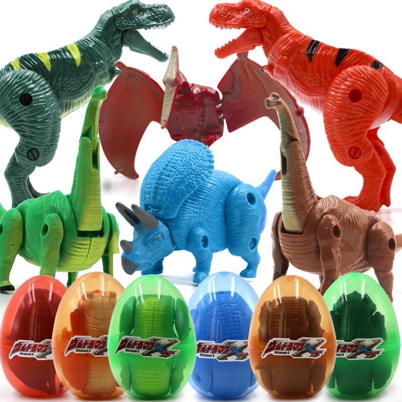 金刚霸王龙变形蛋儿童仿真变形玩具好用吗