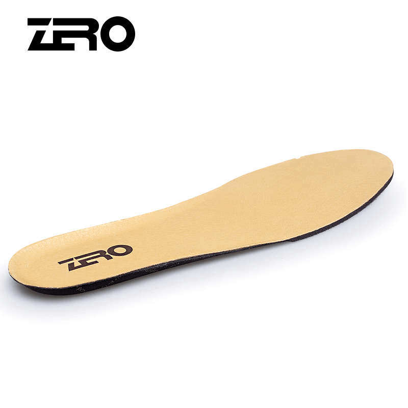 Zero零度男士皮鞋垫头层猪皮透气吸汗鞋垫真皮加厚增高鞋垫