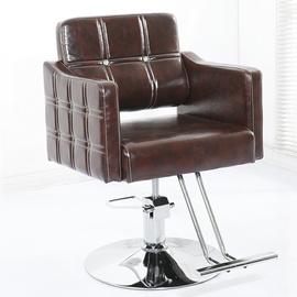 理发椅 理发店椅子 美发店椅子发廊专用可放倒升降旋转座椅美容椅