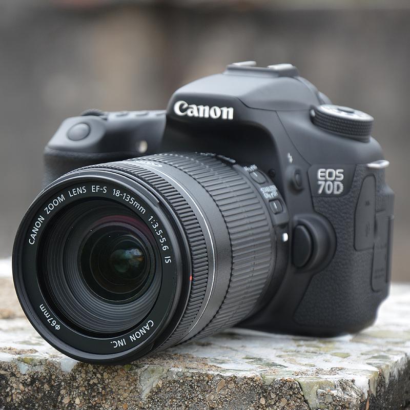 Canon/佳能 EOS 70D/60D 单反数码相机 高清摄影旅游小视频 新手