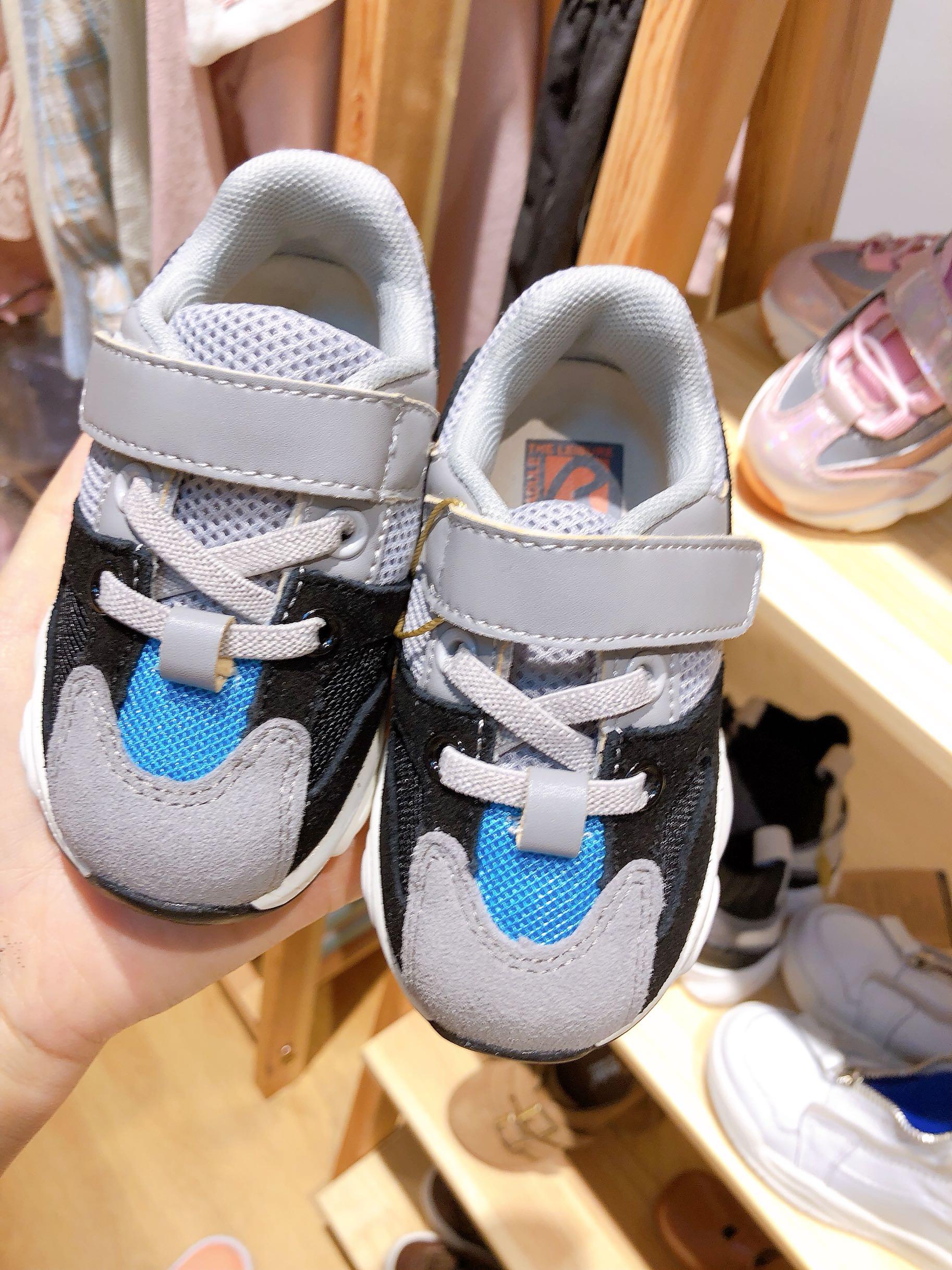 Hey baby 芭杜乐2019秋季运动童鞋