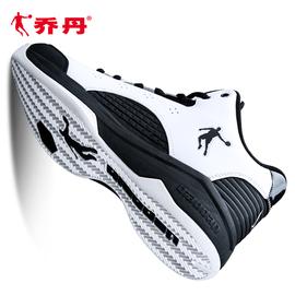 乔丹篮球鞋男高帮运动鞋透气2021秋季新款男鞋耐磨球鞋减震战靴夏图片