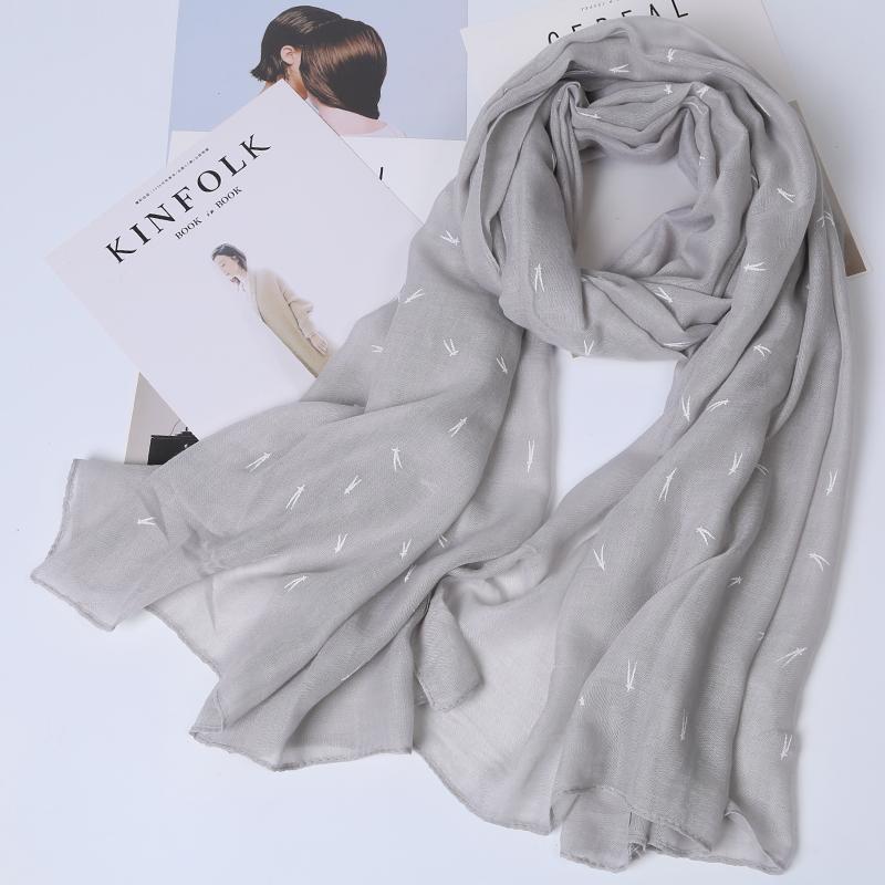Женские шарфы из хлопка Артикул 600482251928
