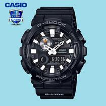 3B1B15600GM卡西欧金属小方块复古运动电子男手表CASIO新款