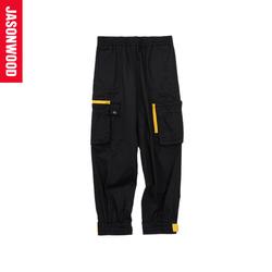 [商场同款]jasonwood坚持我的20年新品女休闲裤