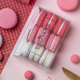 仿真马卡龙模型假蛋糕奶油点心儿童拍摄道具婚礼甜品橱窗装饰摆件图片