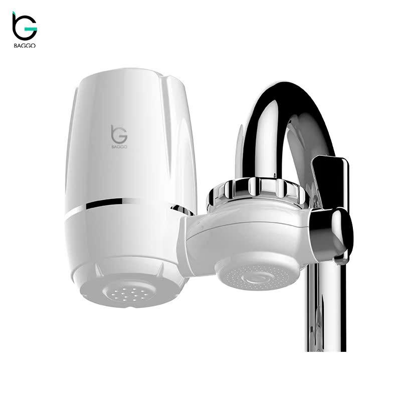 蓓歌净水器家用厨房水龙头过滤器 自来水净化器滤水非 直饮净水机