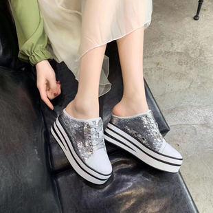 女鞋低帮休闲运动鞋小白鞋板鞋