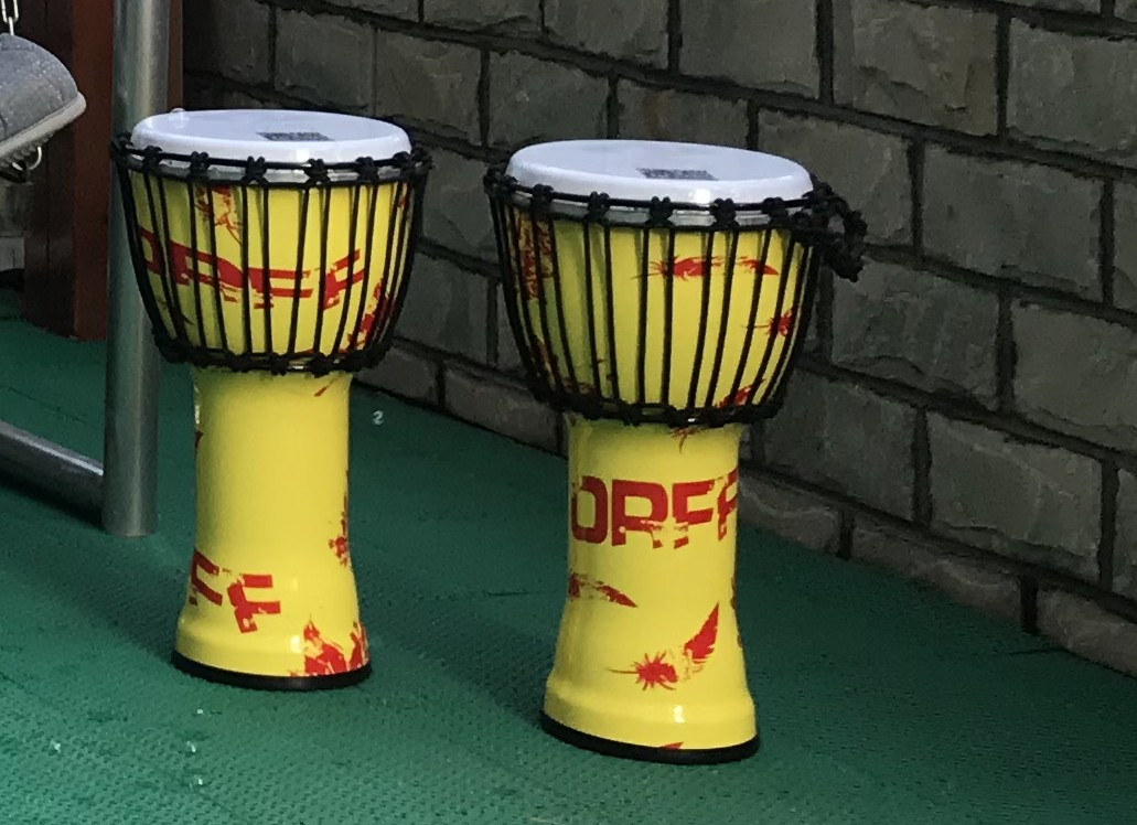 Happy tree ORF instrument African drum live African drum teaching package