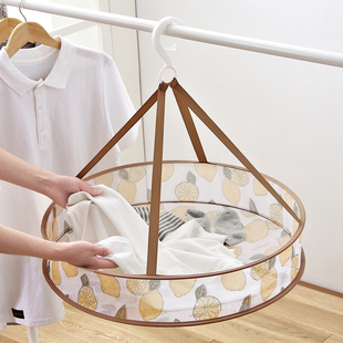 防变形晾衣网 可折叠羊毛衫毛衣平铺晾晒网 晾衣篮晒衣网兜晒衣篮