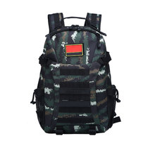 Di Fu Weiwei Tiger spot special battle Backpack 3D outdoor mountaineering bag Tactical Shoulder Bag Commando Pack Student Backpack