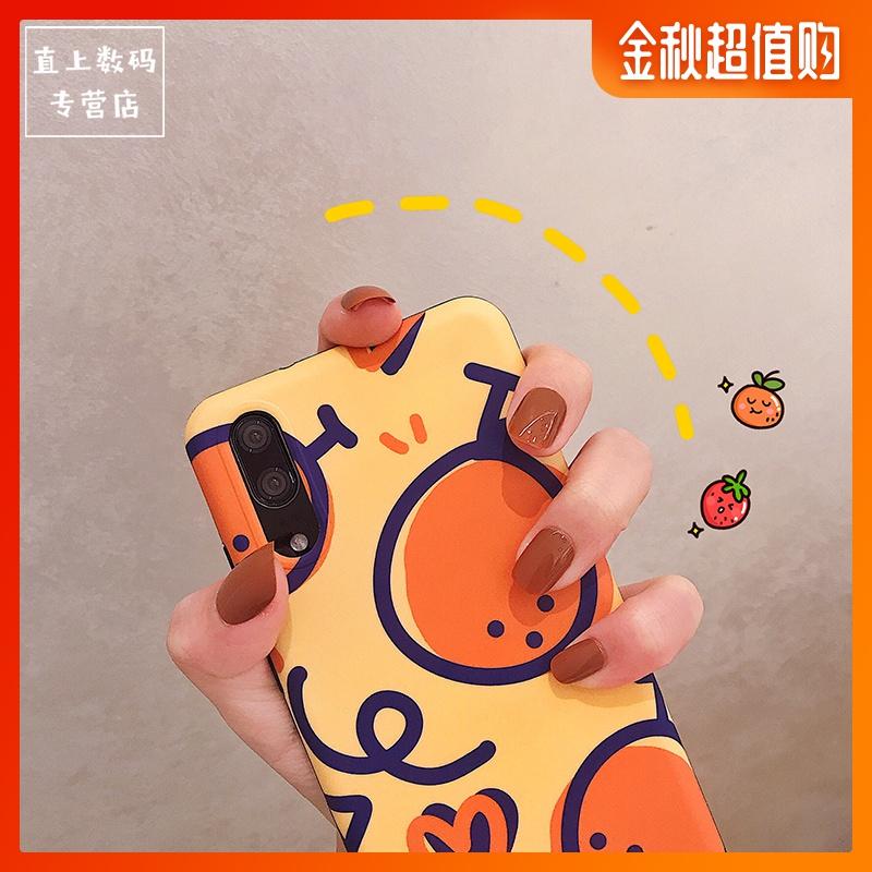 涂鸦水果vivox21 x23幻彩版手机壳包邮