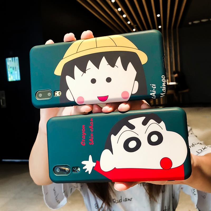 蜡笔小新iphonexs max苹果x手机壳(用47元券)