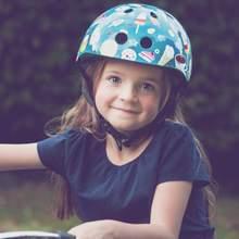 英国MINI HORNIT子供乗って自転車スクーターアーティファクトベビーカースケートヘルメットヘルメット