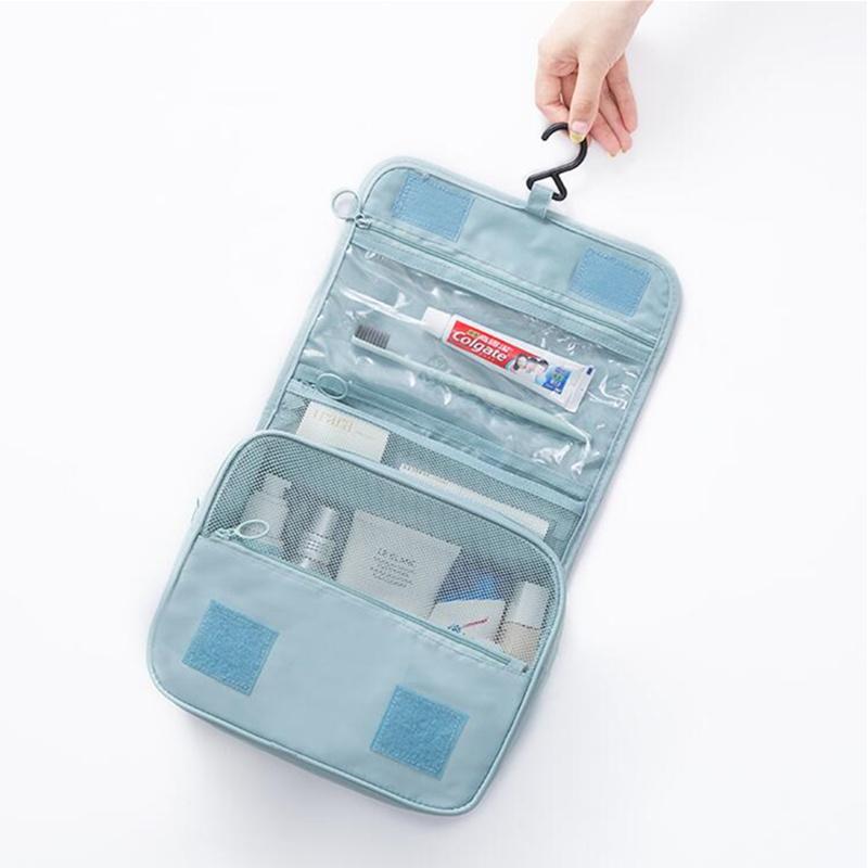 多功能旅行洗漱包防水大容量旅游出差用品收纳袋便携男女士化妆包