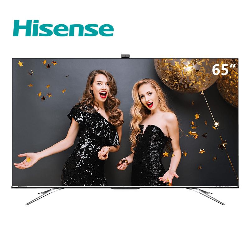 Hisense/海信 65E8D社交电视E8D65英寸ULED AI声控电视机智慧屏