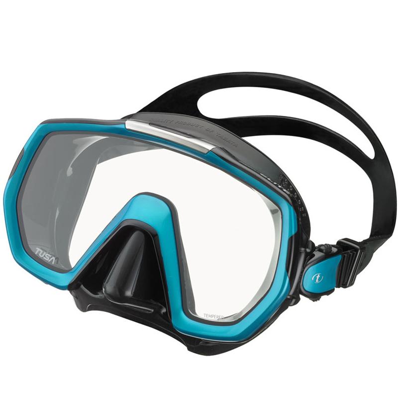 Tusa M1003專業潛水面鏡深潛浮潛超大視野男女通用 送面鏡帶
