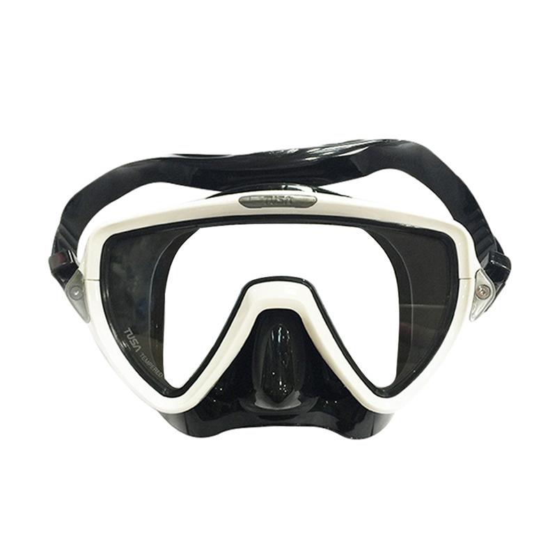 Tusa Visio Pro M19鍍膜防UV面鏡限量版潛水面鏡大視野送面鏡帶
