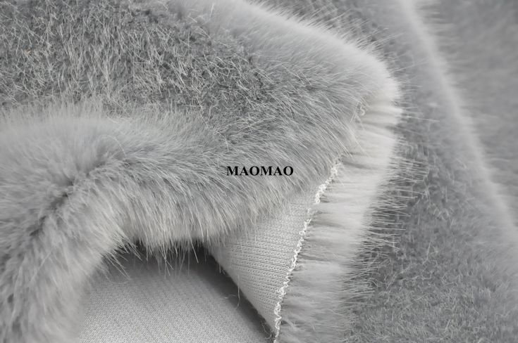コルクの毛皮と草の生地のコートのベストコートの手作りDIY生地の長いウールの生地