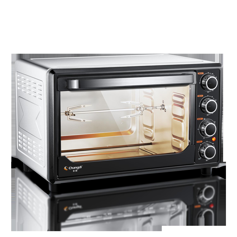长帝TRTF32电烤箱家用烘焙多功能全自动上下独立控温正品厨房电器