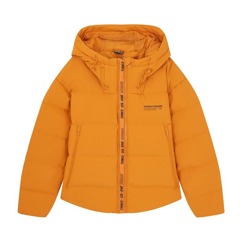 361羽绒服女装2020冬季新款连帽短款上衣女士加厚保暖运动外套