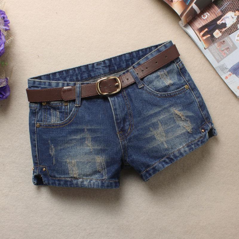 Женские джинсы / Джинсовые шорты Артикул 534159578471
