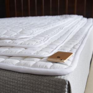 酒店软垫薄款家用被罩铺床褥垫褥子