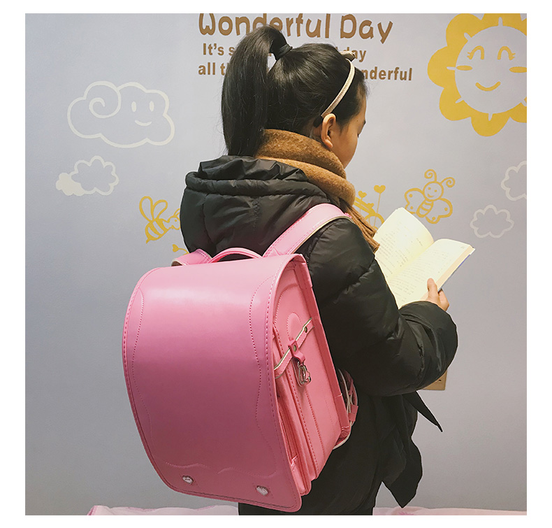 Japanese schoolbag for primary school students