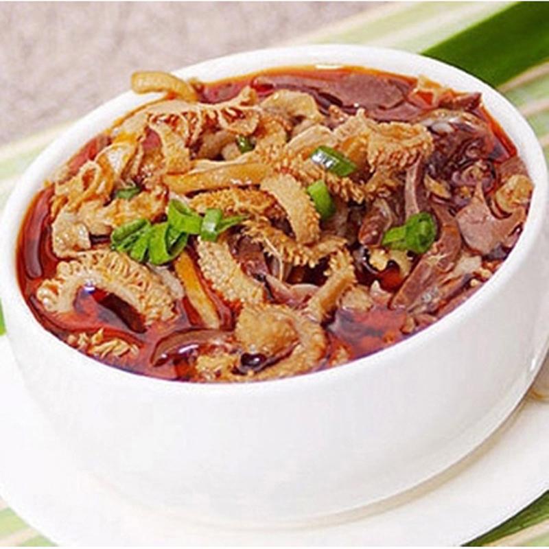 买4送1 买6送2 羊杂汤250g羊杂碎羊肉汤即食新鲜熟食小吃内蒙特产