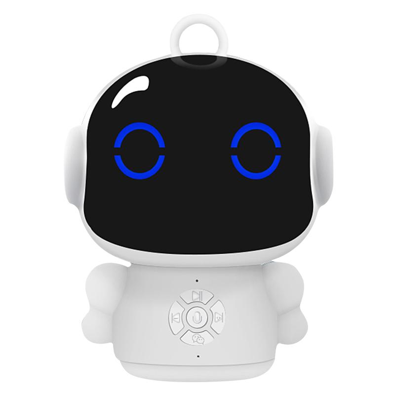 儿童智能机器人陪伴玩具对话早教机