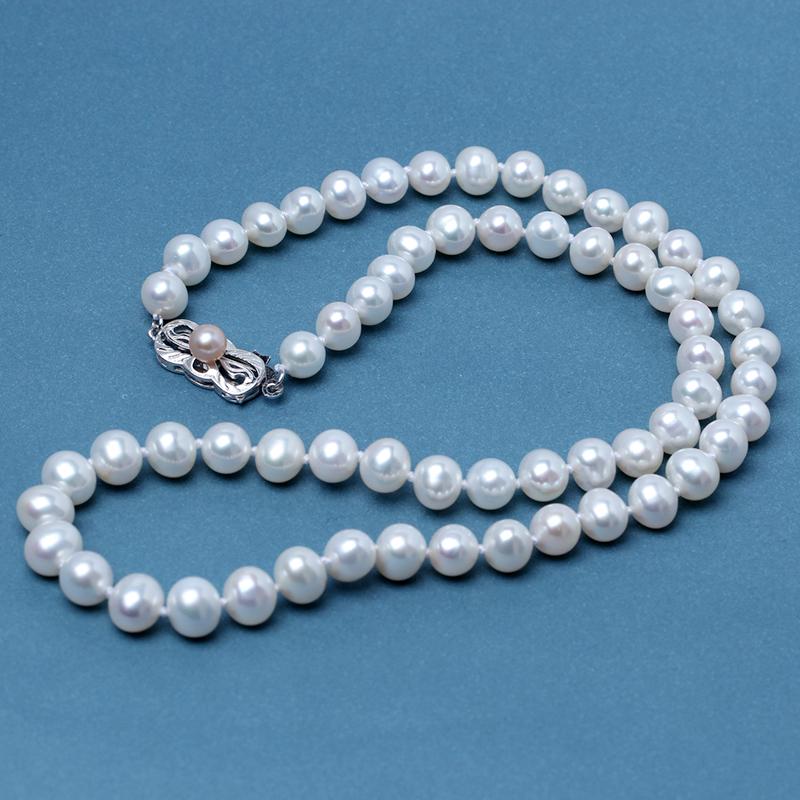 裙子姐姐全球宝石严选  珍珠项链(xs4172)