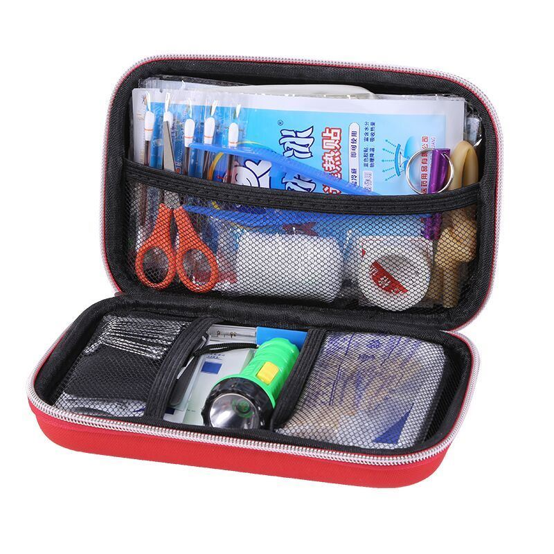 Primary school epidemic prevention kit outdoor first aid kit kindergarten emergency kit portable medical package