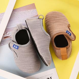 秋冬款地板袜鞋室内防滑学步袜子鞋